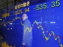 На мировых фондовых рынках снова произошел обвал