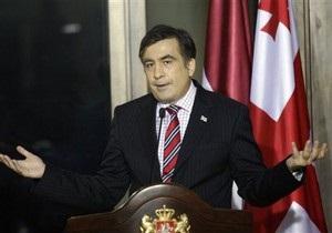 Саакашвили уверен, что Кремль готовит  крымский вариант