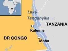 В Конго затонул паром: около 100 погибших