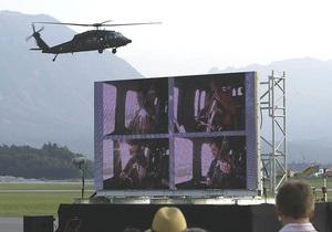 В Лондоне поставят оперу с участием настоящих вертолетов