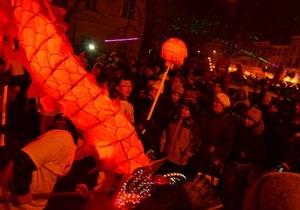 Новости Львова - Китайский Новый год - Новый год Змеи - Во Львове проходит фестиваль Китайский Новый год в Украине