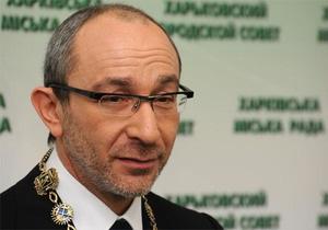 Кернес задекларировал 6,3 млн гривен доходов