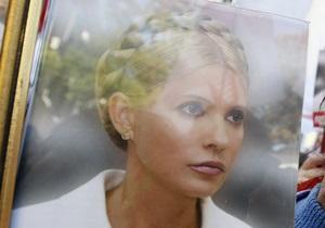 Я еще жива: Тимошенко ответила на вопросы швейцарской газеты
