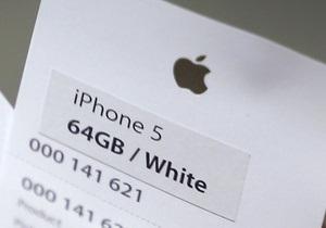 Злоумышленники нашли способ похищать личные данные пользователей iPhone 5