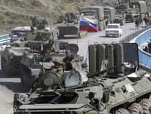 Грузия сообщает о передвижении российских войск