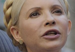РИА Новости: Дело Тимошенко может бумерангом ударить по надеждам украинской власти