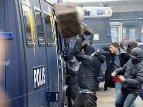 В Швеции состоялся многотысячный антиизраильский митинг