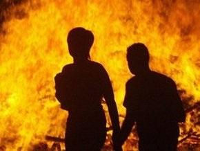 В России при взрыве цистерны с нефтью погибли трое детей