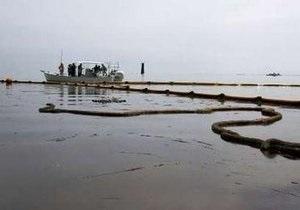 BP остановила утечку нефти в Мексиканском заливе
