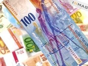 Швейцария остановила рост национальной валюты
