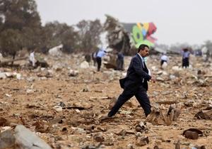 Жертвами авиакатастрофы в Триполи стали граждане девяти стран