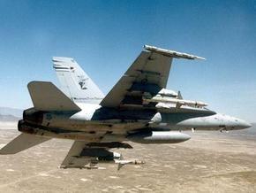 Над Атлантикой столкнулись два истребителя  испанских ВВС