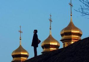 В Киеве построят 200 новых храмов