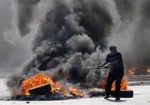 Фотогалерея: Опасный Бангкок. Кровавые столкновения в столице Таиланда