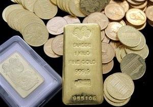 НБУ рапортует о существенном росте объемов резервного золота