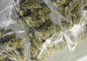 В Кировограде задержан мужчина с 10 килограммами марихуаны