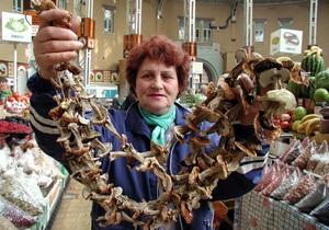 В субботу в Киеве пройдут продуктовые ярмарки