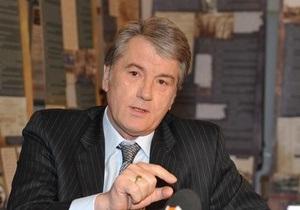 Ющенко выступит в новом амплуа - как создатель фильма