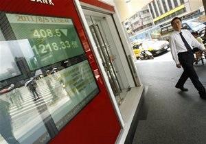 Украинские фондовые индексы снижаются под давлением акций Укрнафты