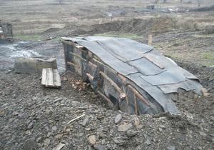В Донецкой области на нелегальной шахте обнаружены тела троих погибших