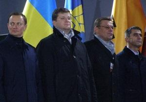 В Киеве уже известны победители всех округов, кроме №211 и №223