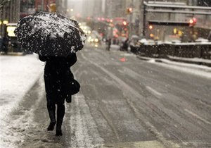 Прогноз погоды на вторник, 11 января