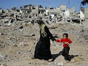 Число погибших в ходе военной операции Израиля в Газе превысило 800 человек