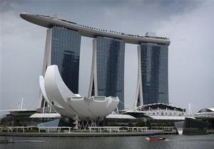 Рост экономики Сингапура в 2012 году резко замедлится