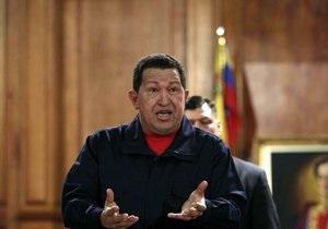 Чавес лично определит дату своей инаугурации