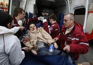 Источник: Основной версией взрыва в минском метро правоохранители считают теракт