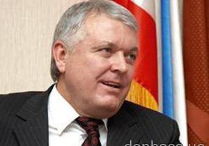 Медведько представил нового прокурора Донецкой области