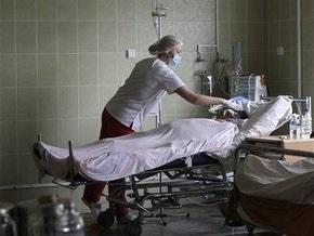 В Украине от гриппа и ОРЗ умерли уже 440 человек