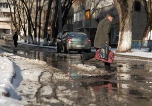 Киевские власти заявили, что Левому берегу и Подолу грозит подтопление