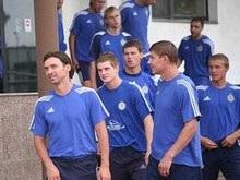 Сегодня Динамо возвращается из отпуска