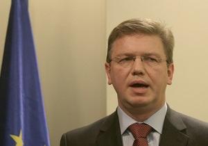 ЕС и Молдова начали переговоры о безвизовом режиме
