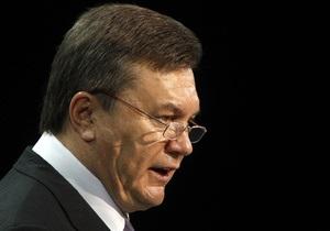Янукович хочет совместно с Россией строить заводы по производству ядерного топлива