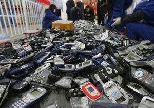 Число абонентов мобильной связи в Украине достигло 55 миллионов