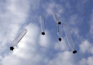 Южная Корея запретила запуск воздушных шаров в сторону КНДР