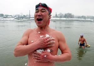 Для столицы Китая наступивший Новый год стал одним из самых холодных в истории