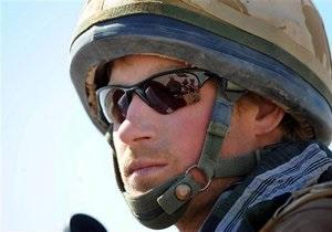 Талибы назвали принца Гарри, сравнившего войну в Афганистане с видеоигрой, душевнобольным