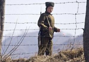 Китай пустил ток по колючей проволоке на границе с КНДР