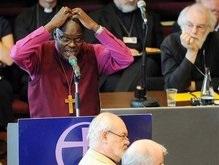 В Британии церковный синод разрешил возводить женщин в сан епископа