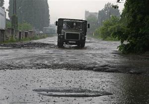 Дорожная реформа: ответственность - на губернаторов - украина - дороги - укравтодор