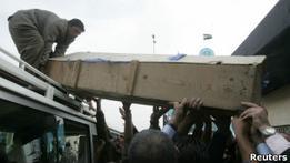 Ирак: вице-премьер обвиняет во взрывах в Багдаде премьера
