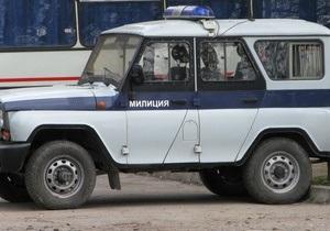 В России неизвестные обстреляли две милицейских машины
