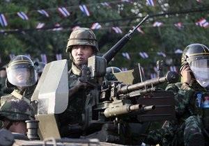 Девять таиландских оппозиционеров были убиты из дальнобойного оружия – независимая комиссия