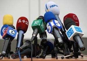 В 2012 году в Украине резко возросло число случаев запугивания журналистов