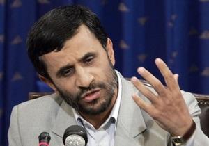 Ахмадинеджад предупредил Грузию об опасности вступления в НАТО