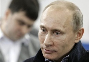 У Путина скоро появится российский лимузин