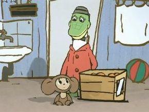 Японцы сняли мультсериал о Чебурашке